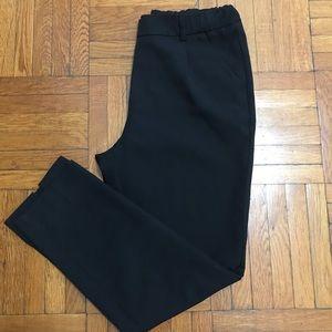 Zara dress/work pants(elastic waist)-Black/Medium